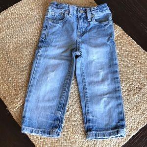 Children's Place vintage wash boy jeans 24 months